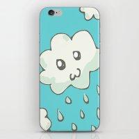 Rain Cloud iPhone & iPod Skin