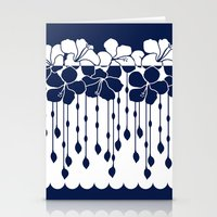 Hibiscus Neg Positive: N… Stationery Cards