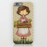 Anna the Farmer iPhone 6 Slim Case