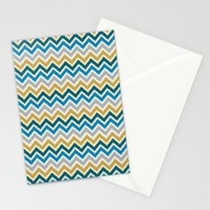 Chevron 3 Stationery Cards