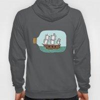 Ship in a Bottle Hoody