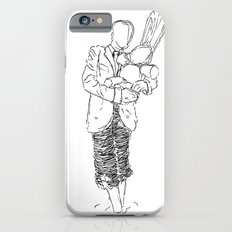 Holding the Bunny Slim Case iPhone 6s