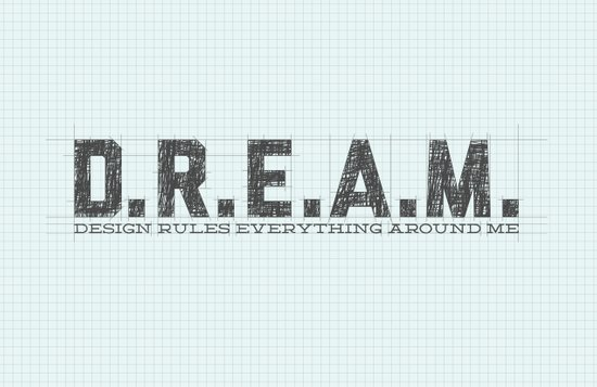Design Rules Everything Around Me Art Print