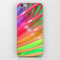 Slinky iPhone & iPod Skin