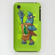 iPhone & iPod Case featuring Zucchini by Artistic Dyslexia