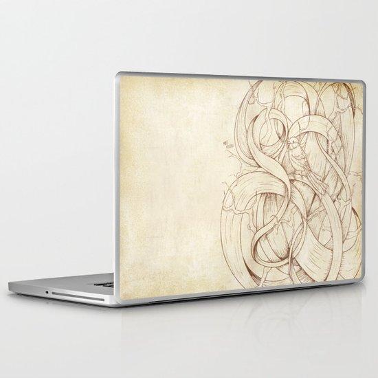 Escape   VACANCY zine   Laptop & iPad Skin