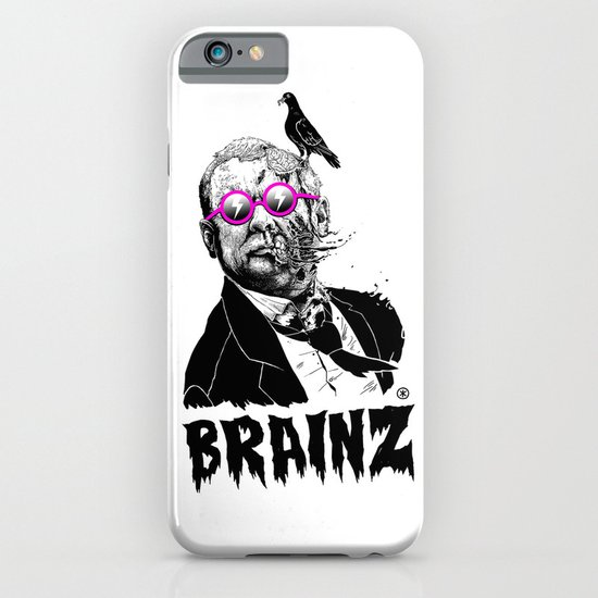 political zombie theme iPhone & iPod Case