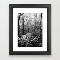 Rainforest No.7 Framed Art Print
