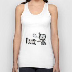 Hello pet Unisex Tank Top
