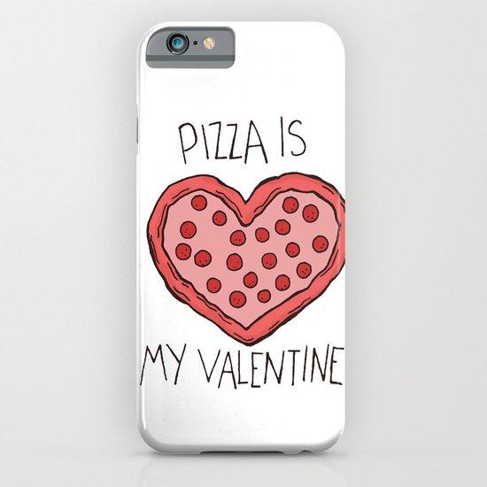 Valentine Pizza iPhone & iPod Case