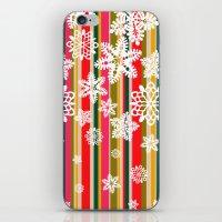 Flakes iPhone & iPod Skin