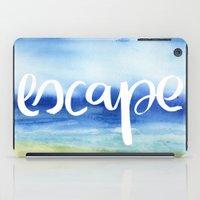 Escape [Collaboration Wi… iPad Case