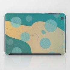 Dolphin underwater! iPad Case