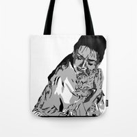 I'm like cat here, a couple of no-name slobs Tote Bag