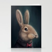 Mr. Rabbit Stationery Cards