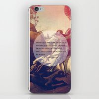 the dragons iPhone & iPod Skin