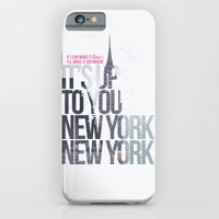 It's Up To You [New York… iPhone 6 Slim Case