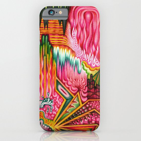 Sunk into a Candy Cave iPhone & iPod Case