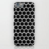 Graphic_Cells Black&White iPhone 6 Slim Case