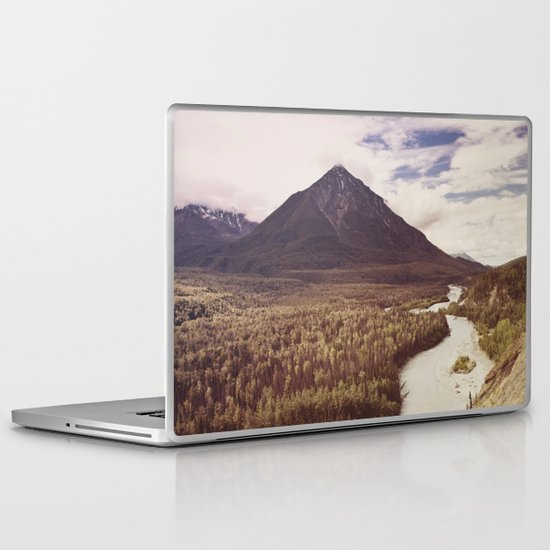 There's Still Time Laptop & iPad Skin