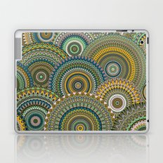 Mandala Mania-Mineral colors Laptop & iPad Skin
