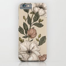 Floral Laurel iPhone 6 Slim Case