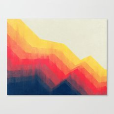 Sounds Of Distance Canvas Print