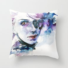 almost lover Throw Pillow