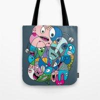 Incredulous Stare Tote Bag
