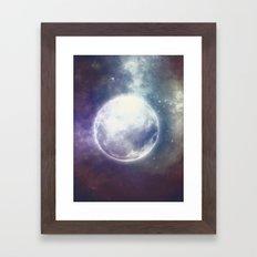 γ Bellatrix Framed Art Print