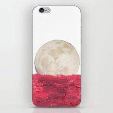 moonrise iPhone & iPod Skin