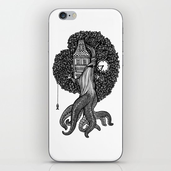 Octotree iPhone & iPod Skin
