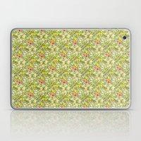 Golden Lily Design Laptop & iPad Skin