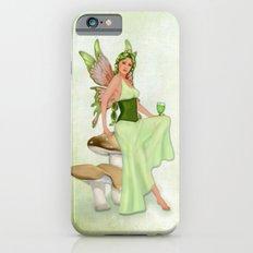 Absinthe the Green Fairy Slim Case iPhone 6s