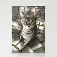 A Cat That I Once Knew Stationery Cards