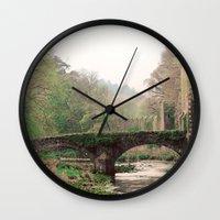 QUIET SPRING Wall Clock