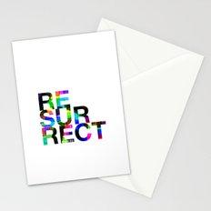 Resurrect. Romans 6:5 Stationery Cards