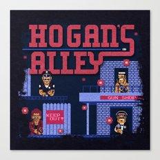 Alley Hogans Canvas Print