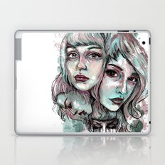 Faces and Color Laptop & iPad Skin