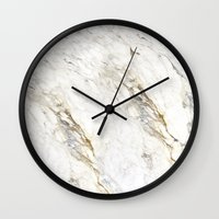 New Marble Wall Clock