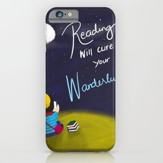 Reading Will Cure Your Wanderlust iPhone 6s Slim Case