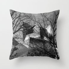 Los Angeles, Concert Hall, Frank Gehry Throw Pillow