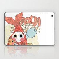 Rappa The Glutton Laptop & iPad Skin