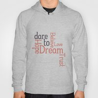 Dare to Love -- Alternate Version Hoody