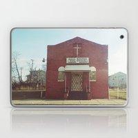 Soul Saving - Detroit, MI Laptop & iPad Skin