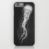 iPhone Cases featuring Space Jelly  by Terry Fan