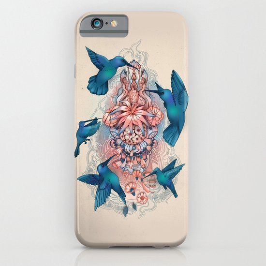kolibri iPhone & iPod Case