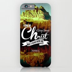 Typographic Motivational… iPhone 6 Slim Case