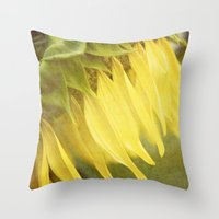 Sunny Throw Pillow