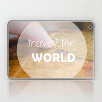 Travel the world Laptop & iPad Skin